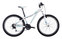 Cube Access WLS Pro Mountainbike Dames blauw/wit